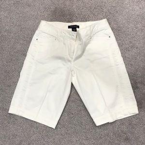 WHBM Bermuda Shorts